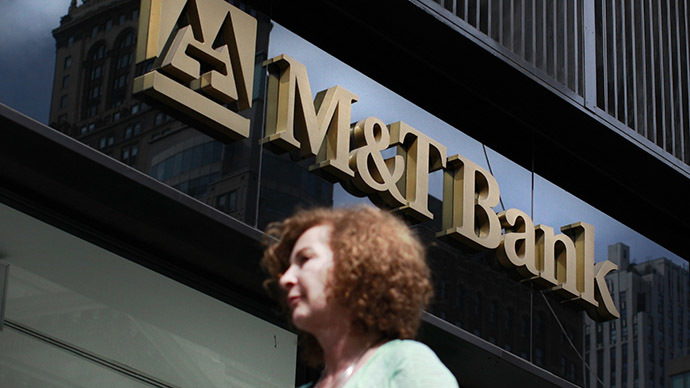 Housing lawsuit: M&T Bank discriminates against African-Americans, Asians, Latinos