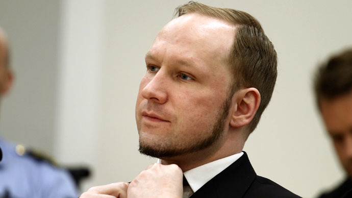 Norwegian mass murderer Breivik to sue Norway, calls isolation 'torture'