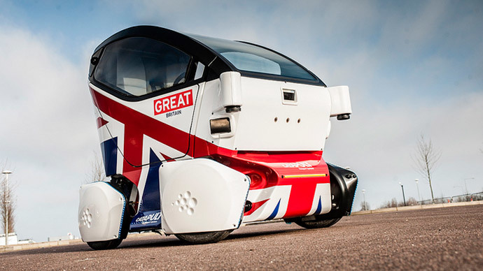 UK begins testing driverless cars with ambitions for world leadership in industry