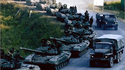 ​German TV channel under fire over fake 'Russian tanks in Ukraine' footage