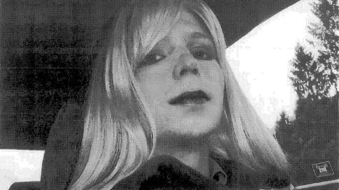U.S. Army Private First Class Bradley Manning.(Reuters / Handout)