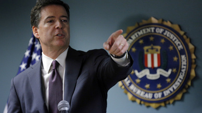 Stop-and-frisk 'an important tool when used right', FBI director tells Congress