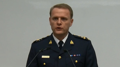 Nova Scotia RCMP Commanding Officer Brian Brennan (screenshot from CTV news video)