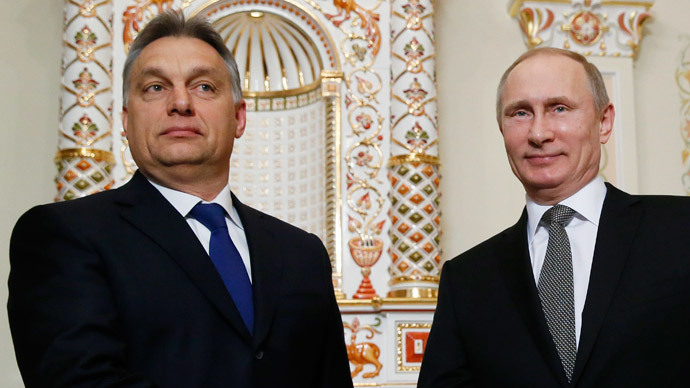 Hungarian rhapsody: Will Putin's visit to Viktor Orban give Russia a way into Europe?
