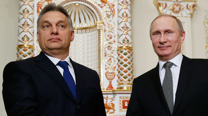 ​'Europe non-competitive without Moscow': Hungary & Russia seek closer energy, gas transit ties