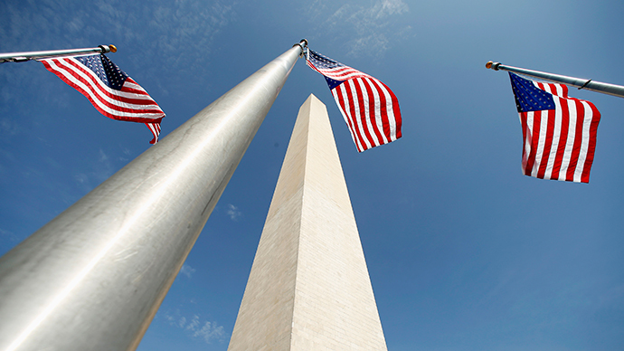 Washington Monument shrinks by almost a foot in measurement update