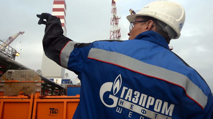 Gazprom to substitute engineering supplies from pro-sanctions countries
