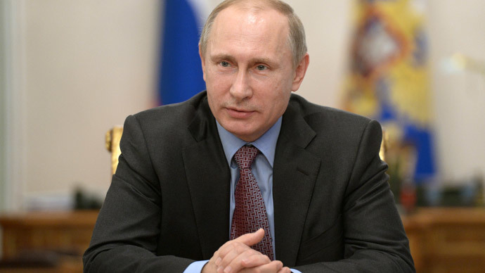 Don't put pressure on Putin, ex-MI6 chief warns