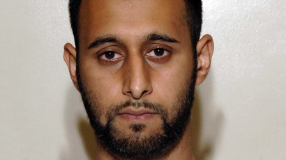 British Muslim man, Tanvir Hussain.(Reuters / Metropolitan Police)