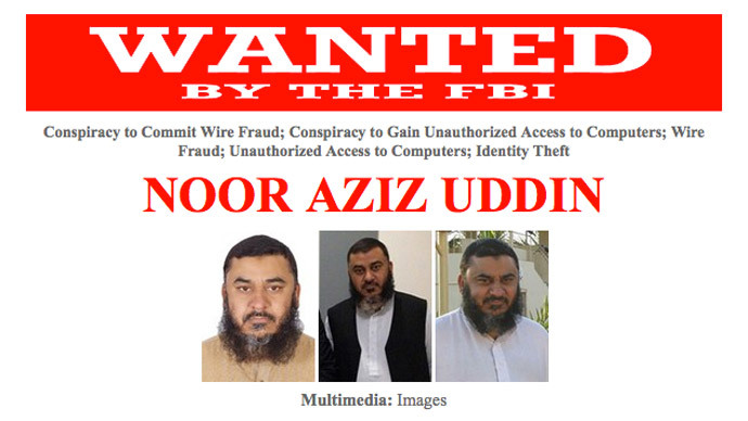 ​Two of FBI's 'Cyber Most Wanted' caught in Pakistan