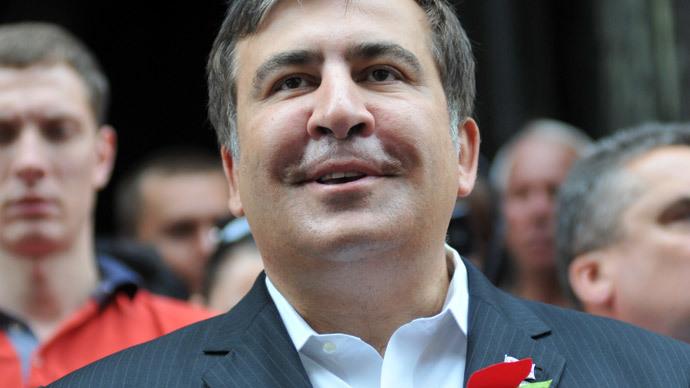 Ukraine refuses to extradite ex-Georgian President Saakashvili