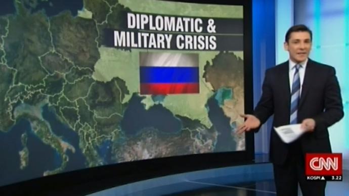 Did CNN just annex Ukraine for Russia?