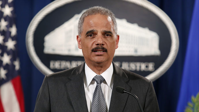 Obama admin could have been much tougher on whistleblowers, leakers – Holder