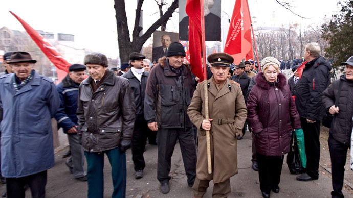 Kiev court judges refuse to take part in Communist Party banning case