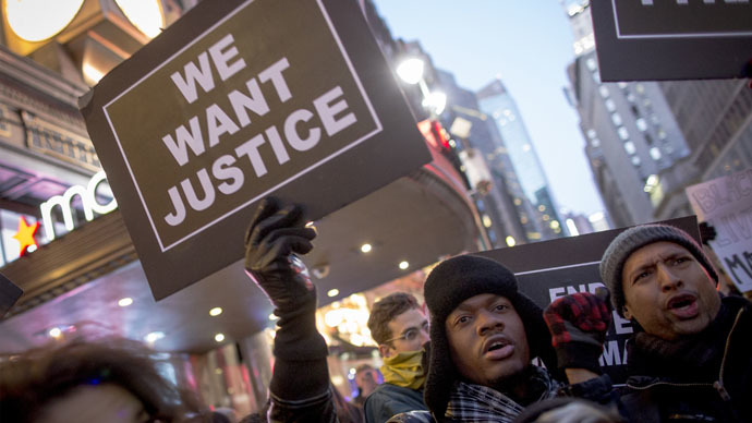 Justice Dept. ready to sue Ferguson police over discrimination – report