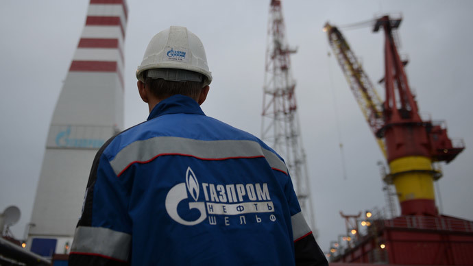 Gazprom investment stands even at $30 oil price