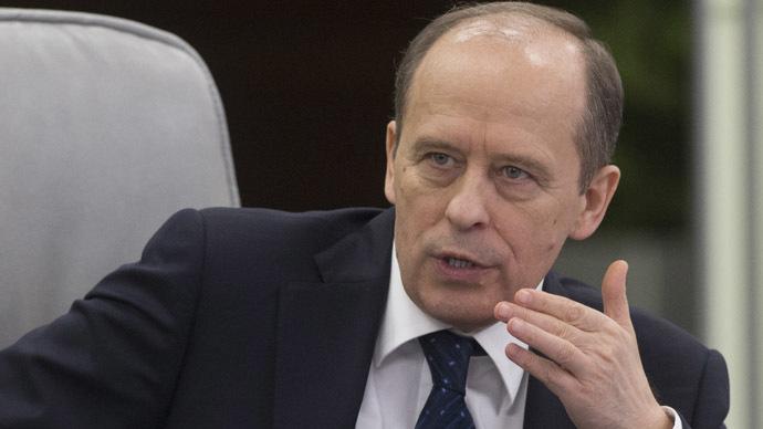 Head of the Federal Security Service Aleksandr Bortnikov. (RIA Novosti/Sergey Guneev)