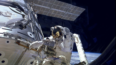 Space cable guys: NASA completes 1st stage of re-wiring ISS for commercial flights