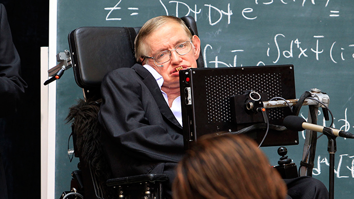 'Colonize planets to save the human race' – Professor Stephen Hawking