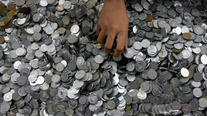 Coins for Abbott: Indonesians rally to repay tsunami aid, call Australian PM 'Shylock'