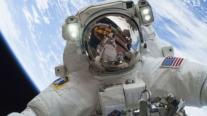 ​Space: The final selfie frontier