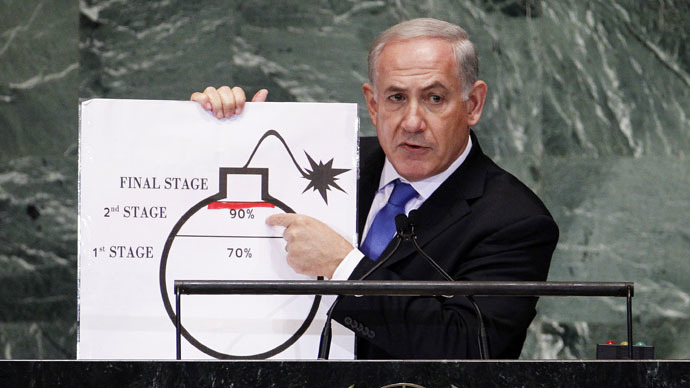 Netanyahu's claims on Iran nuclear program contradicted ...