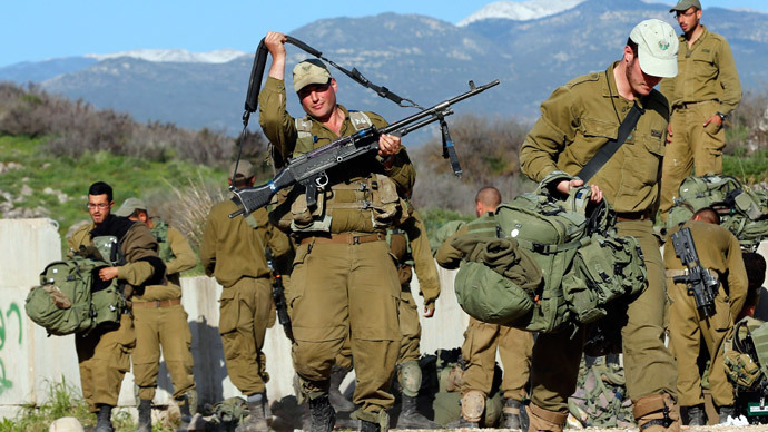 Israeli army to make it harder for soldiers to quit over psychological problems – report