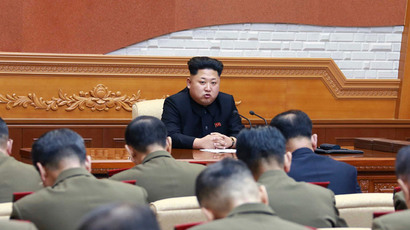 North Korean leader Kim Jong Un (Reuters / KCNA)