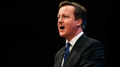 Cameron's tough-guy tactics: Warmongering & policy gaffes