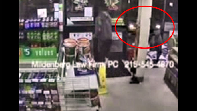 Video footage counters Philadelphia police version of fatal shooting