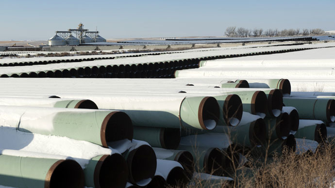 President Obama vetoes Keystone pipeline bill