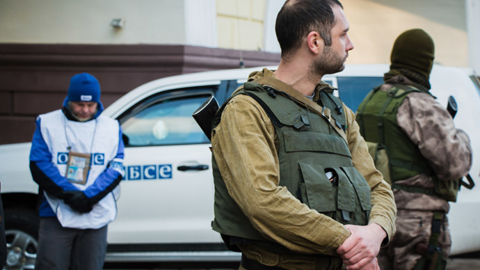 OSCE neglects its mandate in Ukraine – Moscow