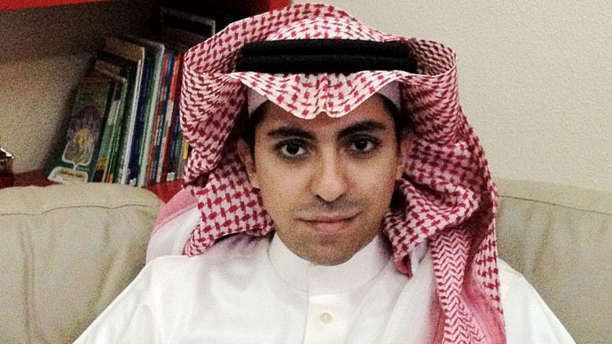 Saudi interior minister visits UK, govt to raise Raif Badawi flogging case