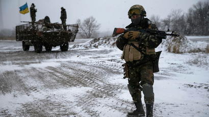 Donetsk rebels announce full heavy weapons withdrawal in E. Ukraine