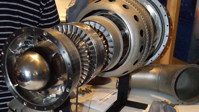 Aiming high: Australia makes world's first 3D-printed jet engines