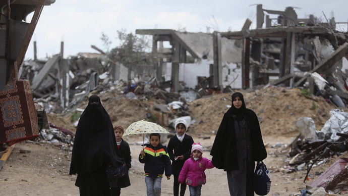 'Collective punishment': Gaza aid policy criticized as MP calls for Hamas ban