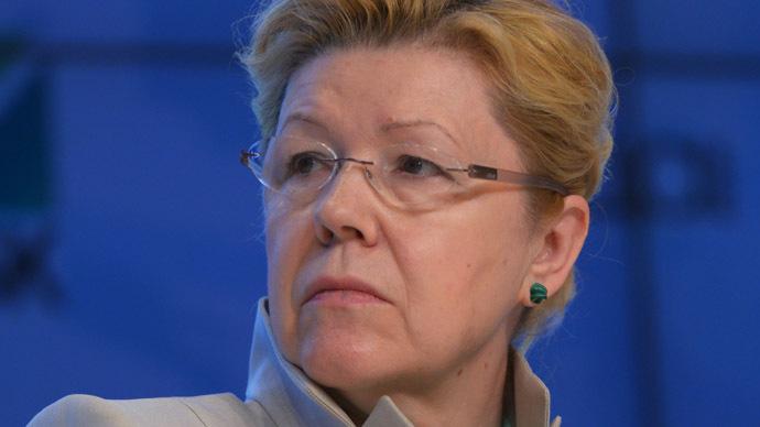 Yelena Mizulina, chairman of the Russian State Duma Committee on Family, Women and Children. (RIA Novosti/Vladimir Trefilov)