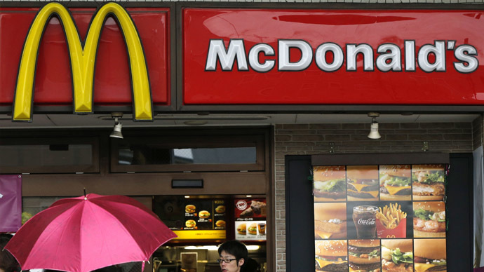 Revealed: McDonald's €1bn tax loophole