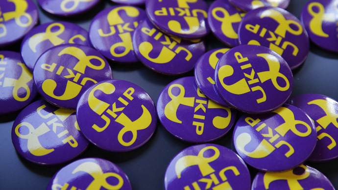 ​'Disillusioned': UKIP's LGBT chairman quits, says party isn't 'gay friendly'