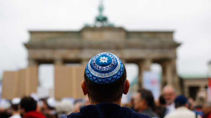 Don't wear kippa in Germany's Muslim neighborhoods – Jewish leader