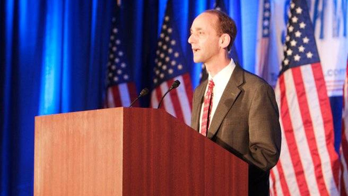 Tom Schweich (Image from wikipedia.org)