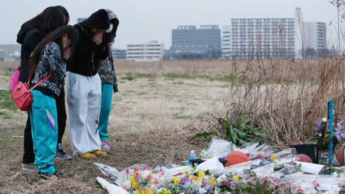 Brutal 'ISIS-inspired' teenager's killing shocks Japan
