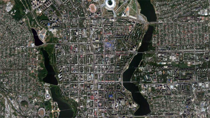Washington supplying Kiev with satellite intelligence of conflict in east – report