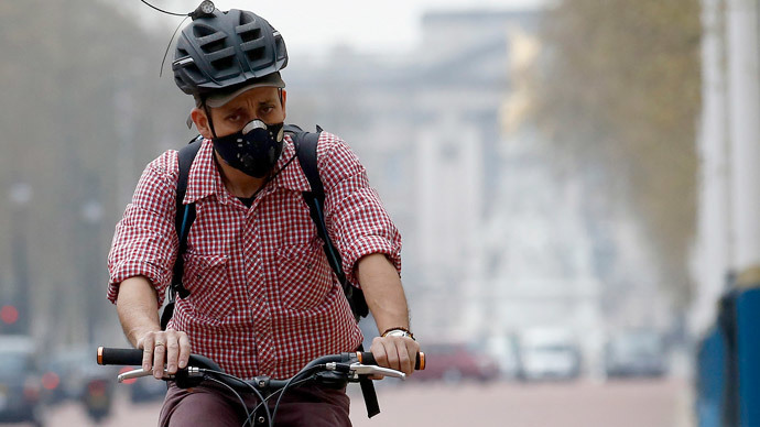 UK govt rejects ban on building schools, hospitals in highly polluted areas