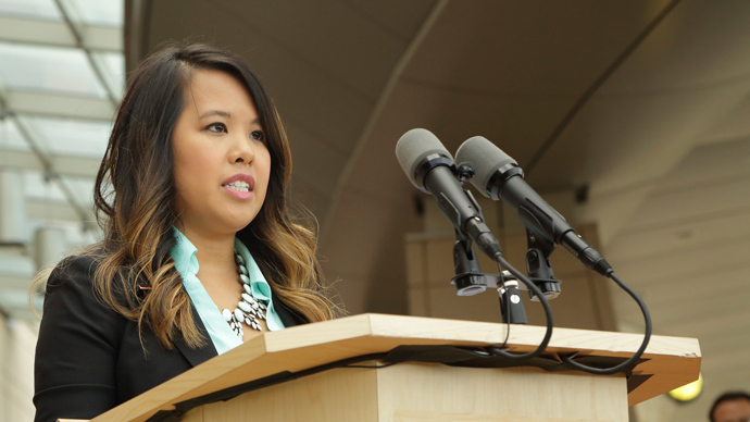 Dallas nurse Nina Pham (Reuters / HO)