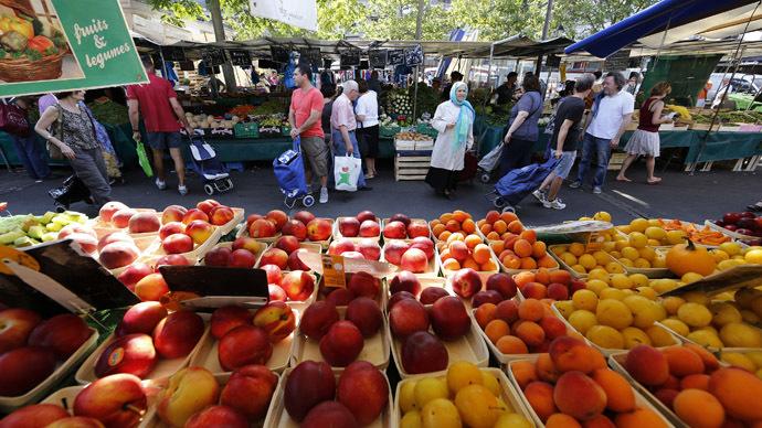 Russia could change food embargo - Kremlin spokesman