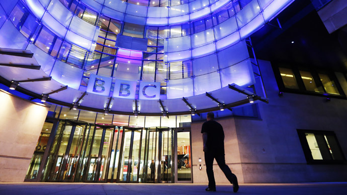 Conflict of interests? BBC Trust chief earns £10K per day from HSBC