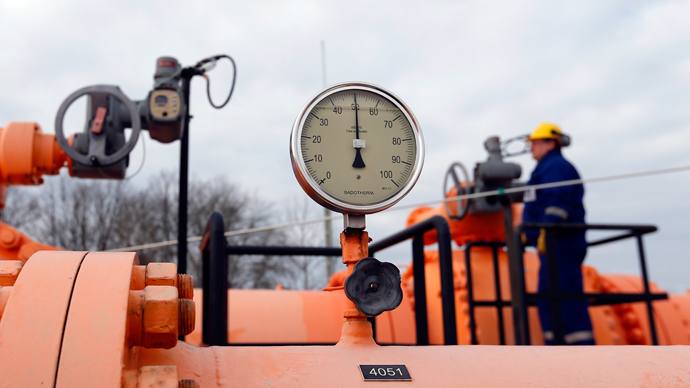 Gazprom supplies of gas to Donbass to be 'factored out' of Kiev prepayments