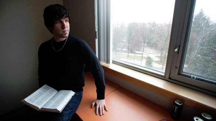 Matt Dehart (Image from facebook.com/freemattdehart)