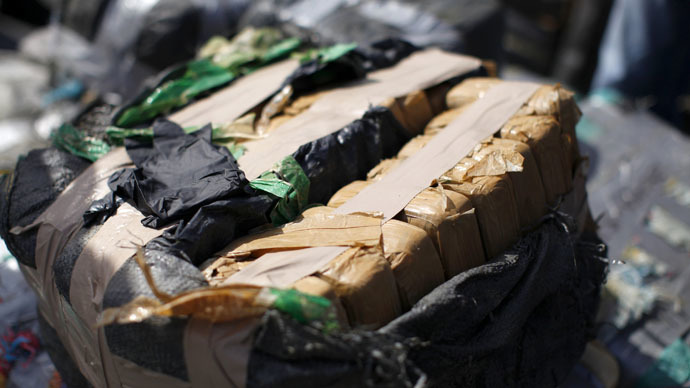 Drug drop: Ton of cocaine worth €50mn found off Belgian coast
